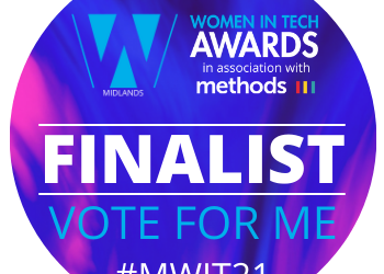 DronePrep's Claire Owen Nominated for Women in Tech Awards 2021