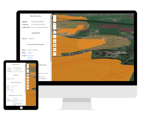 Map Desktop Version