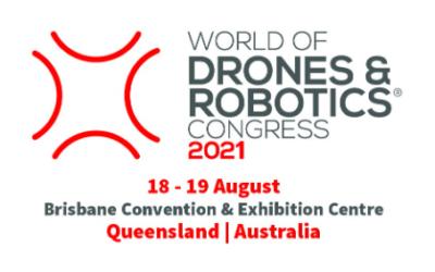 DronePrep to represent the UK at World of Drones & Robotics Congress 2021