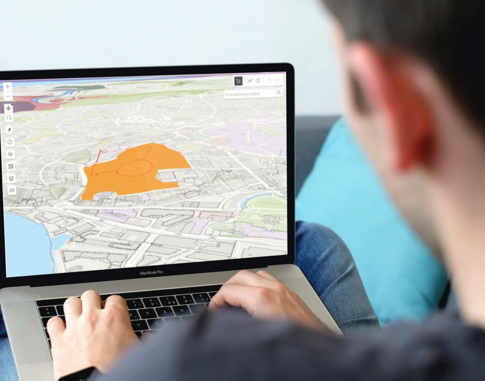 DronePrep Map Desktop User